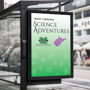 ENVIRONMENTAL DESIGN - Marshall University College of Science Signage