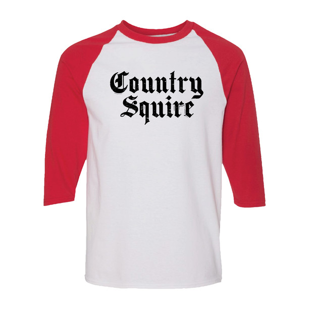 Country Squire Shirt Design