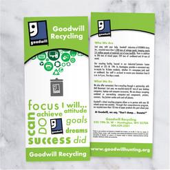Goodwill Rackcard