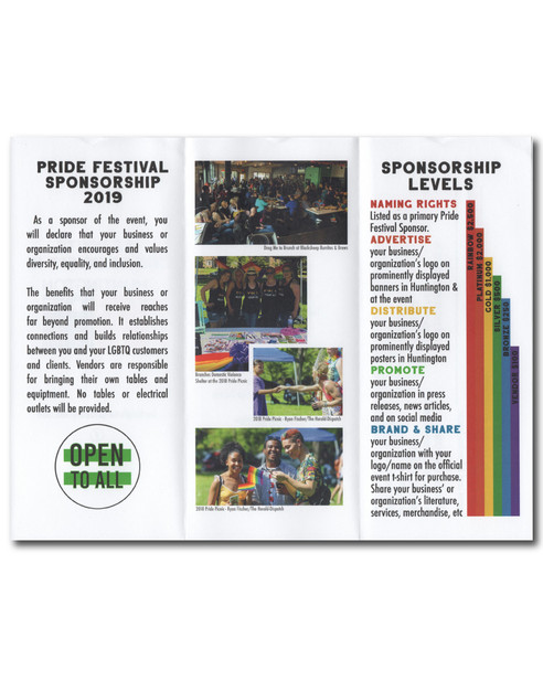 Tri-Fold Brochure (Inside)