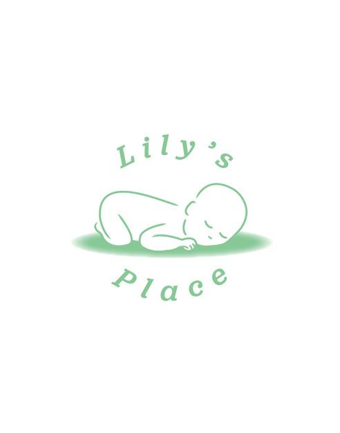 Lily's Place Logo Design