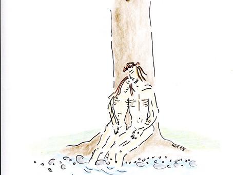 Naken med Jesus