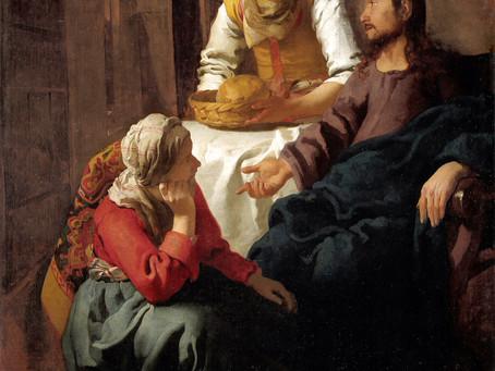 Maria från Betania