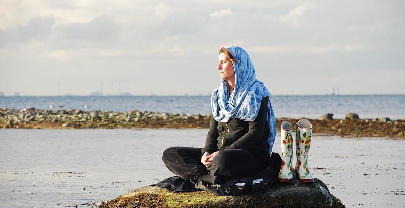 Meditationen - mitt fönster mot Gud