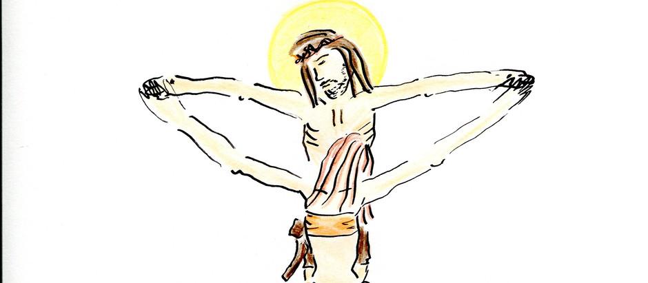 Upplyft av Jesus
