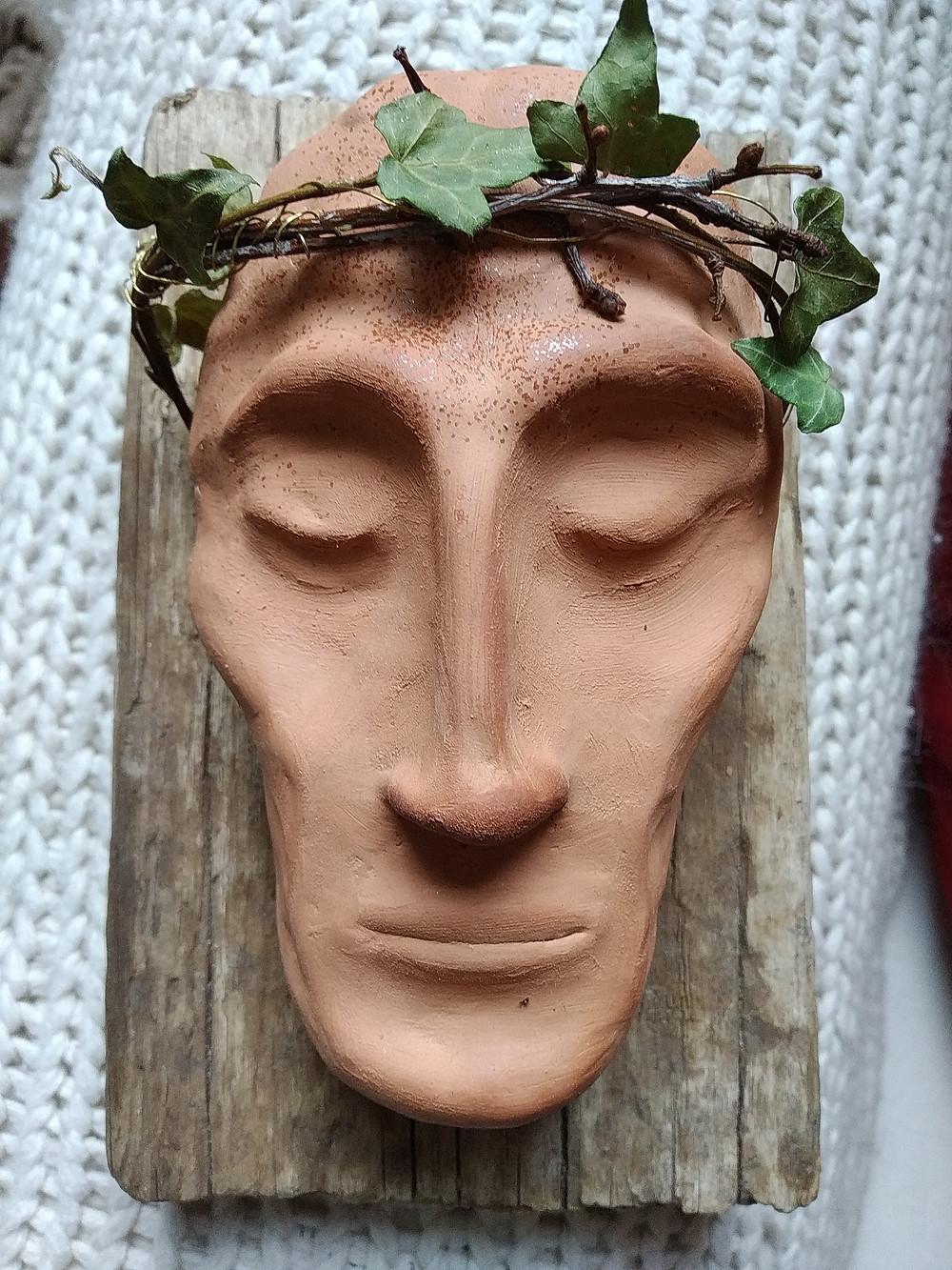 Jesu ansikte. Lera av Marie Ek Lipanovska
