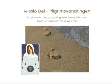 Missio Dei - Pilgrimsvandringen