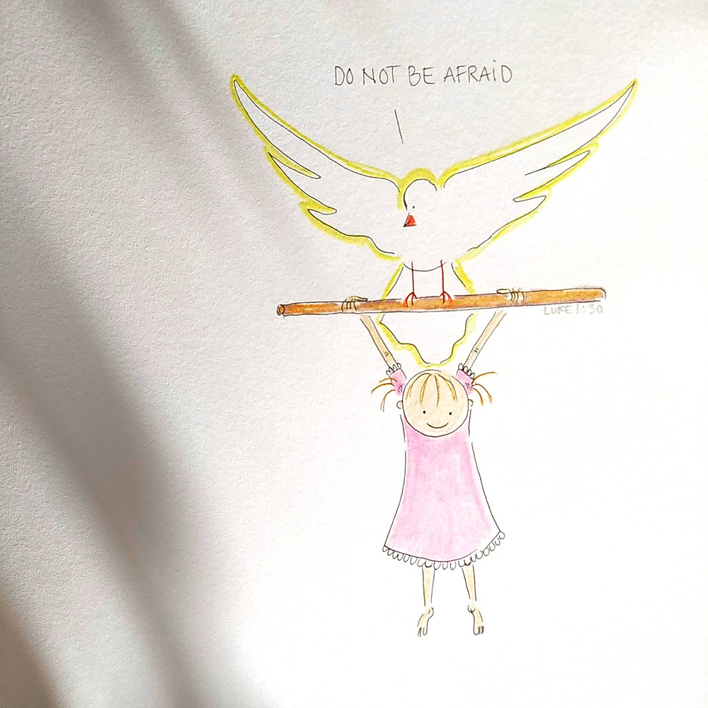 Sötnosen och Anden, illustration av Marie Ek Lipanovska