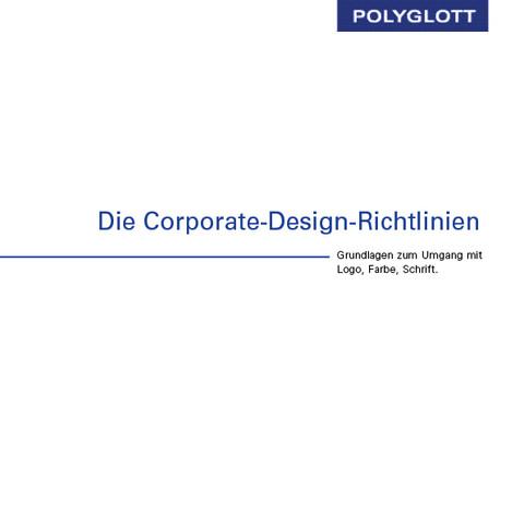 Polyglott Corporate Design Richtlinien