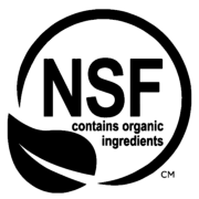 Organic Ingredients NSF - headZUP - Frisør - Strandgata - Hamar - Sentrum