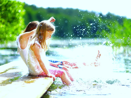 Enjoy the Natural Elements this Summer...