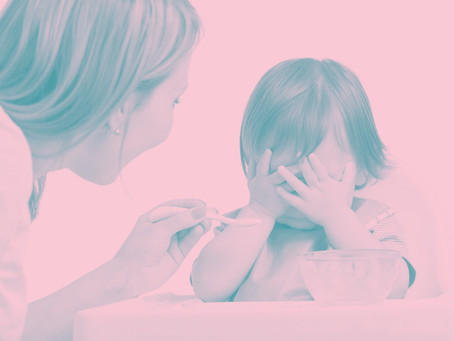 Weaning! Keep calm and carry on, with myself and Registered Nutritionist Emma West...
