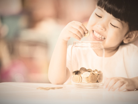 How to teach your child the value of money! Earning, saving, and spending!