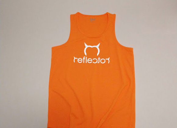 Mens Reflective Tank Top