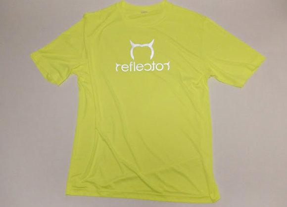 Mens Reflective Short Sleeve