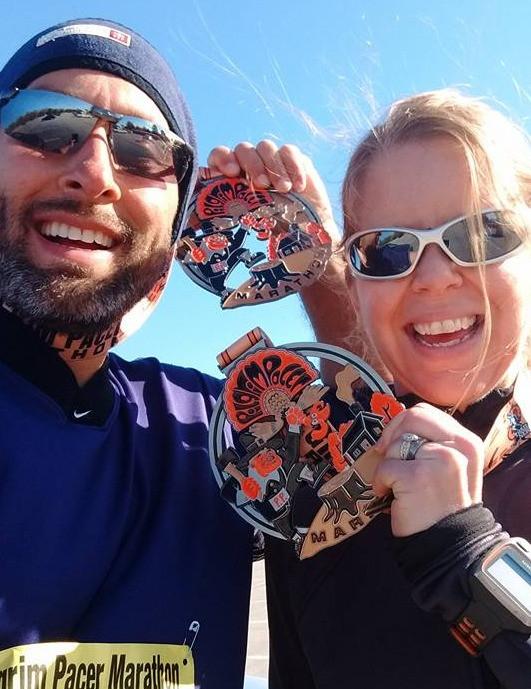 Marathon 3/50- Pilgrim Pacer