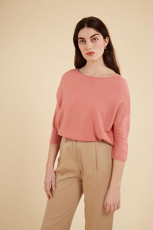 rose lightweight sweater