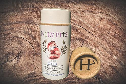 Wild All-Natural Deodorant