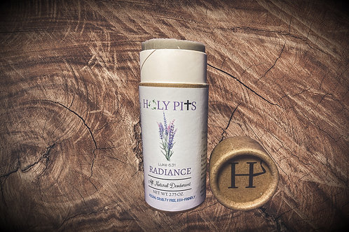 Radiance All-Natural Deodorant