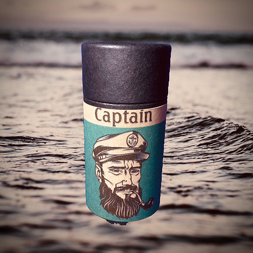 Captain All-Natural Solid Cologne