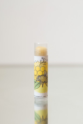 Honey + Mint Lipbalm