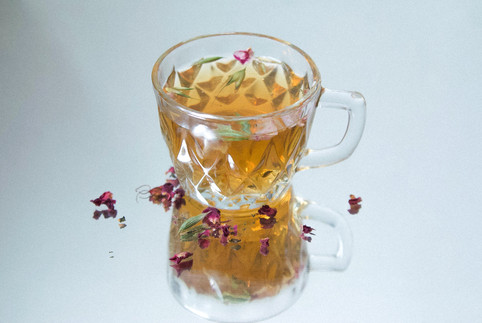 Happy Heart Herbal Tea