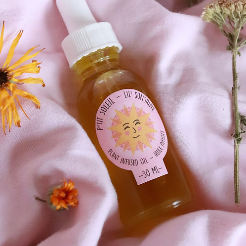 Lil' Sunshine - Plant Infused Oil