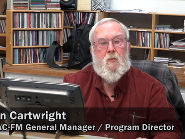 Ken Cartwright, GM of KYAC 94.9FM, shares his experience in Santiam Canyon