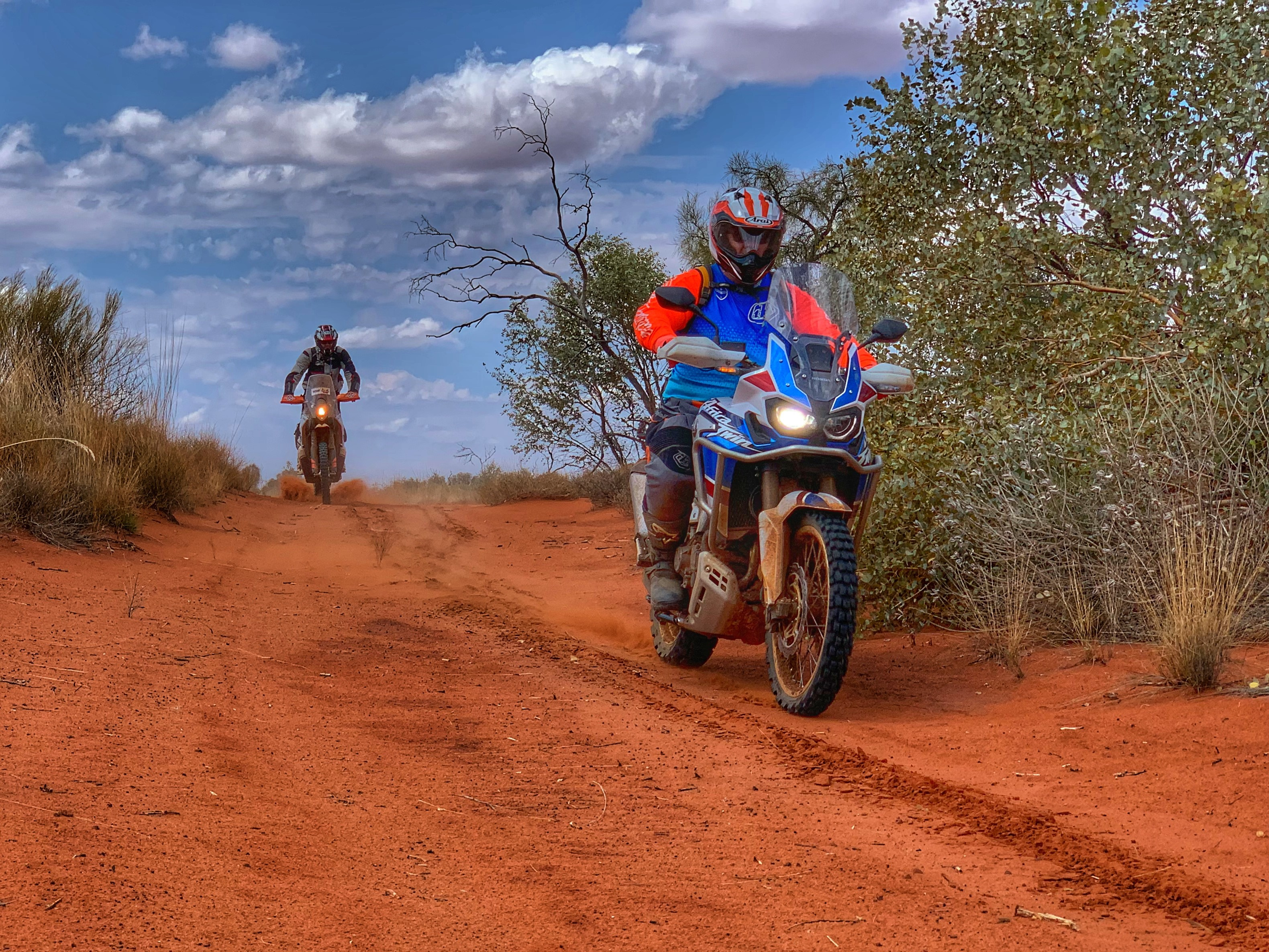 Dirt bike tours