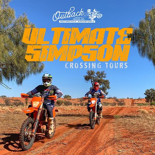 Ultimate Simpson - Hire Bike Standard Package Balance