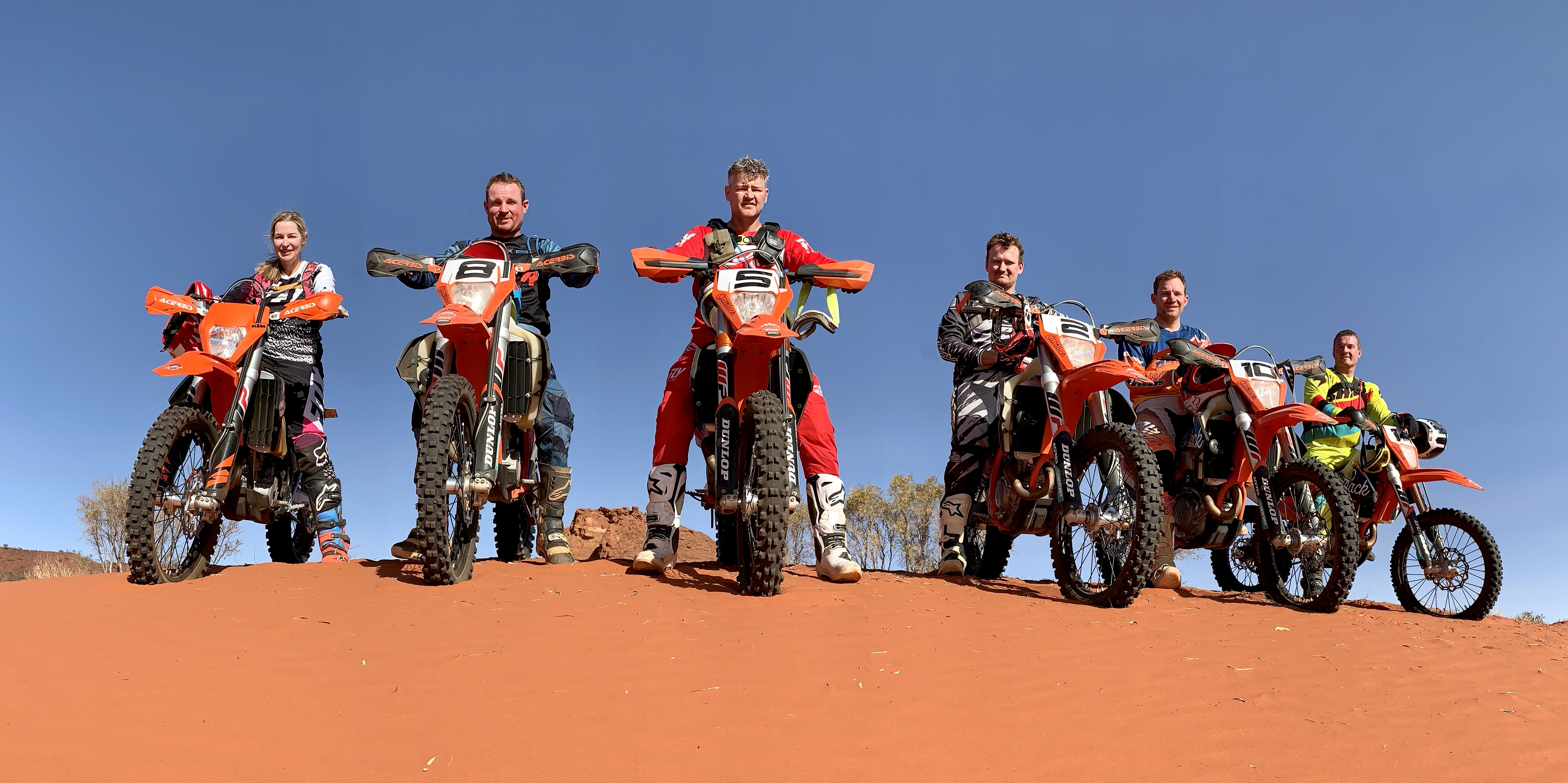 Dirt Bike Tours Australia
