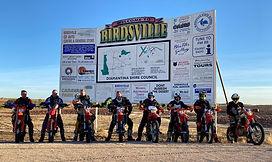 Welcome to Birdsville!