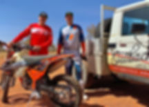 Outback Motorcycle Tours