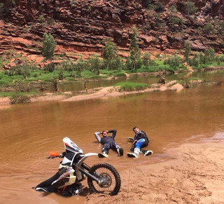 Offroad Motorcycle tours