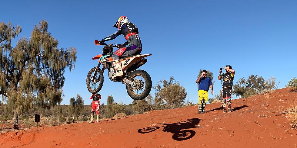 2021 Finke Desert Race - Race Hire & Support