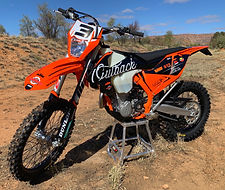 KTM Dirt Bike Tours