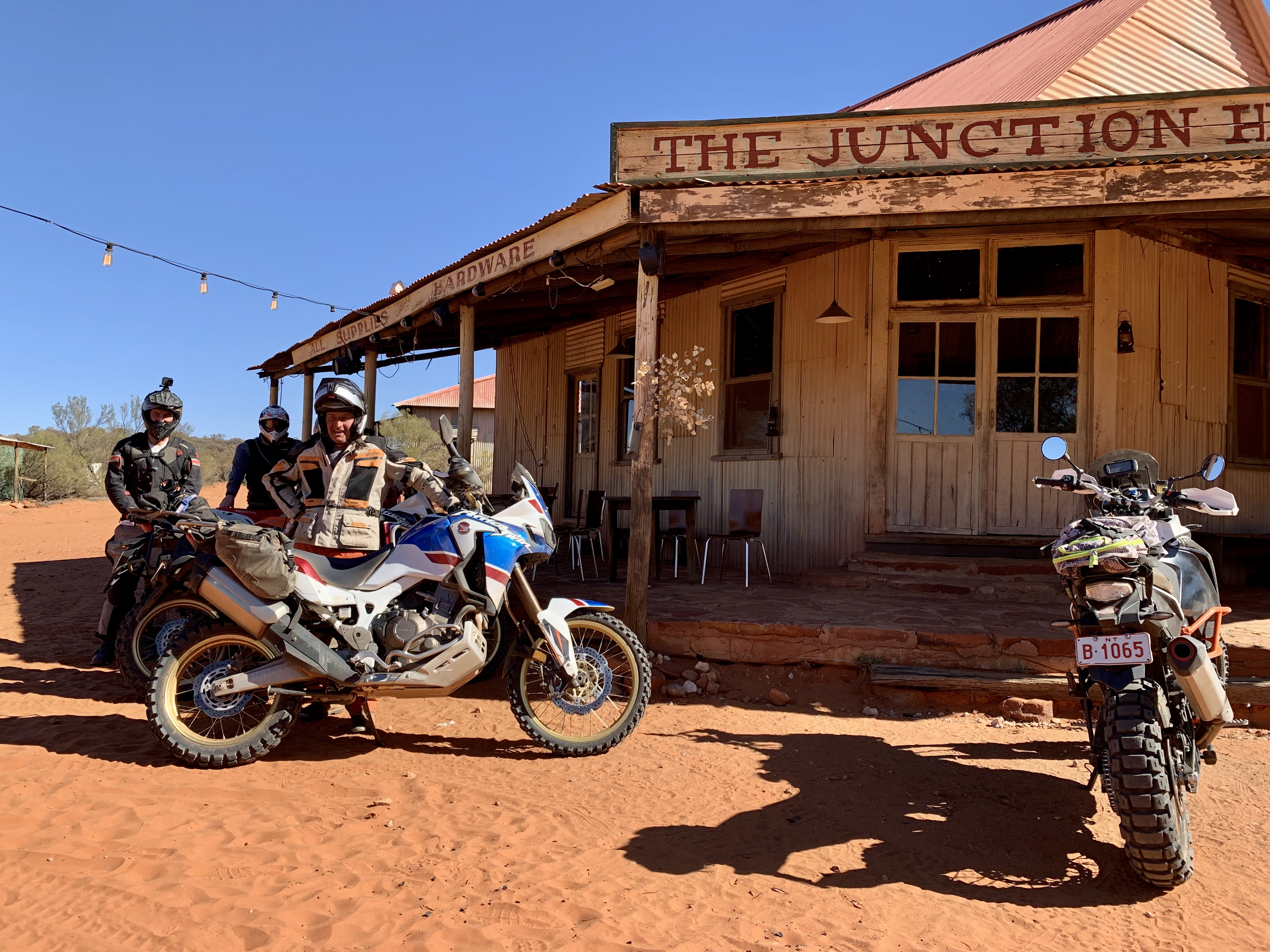 Motorcycle Adventure Australia