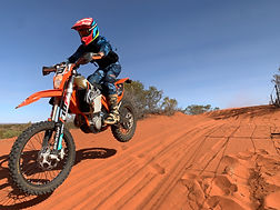 Dirt bike adventure tour australia