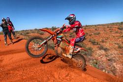 dirt bike tours australia