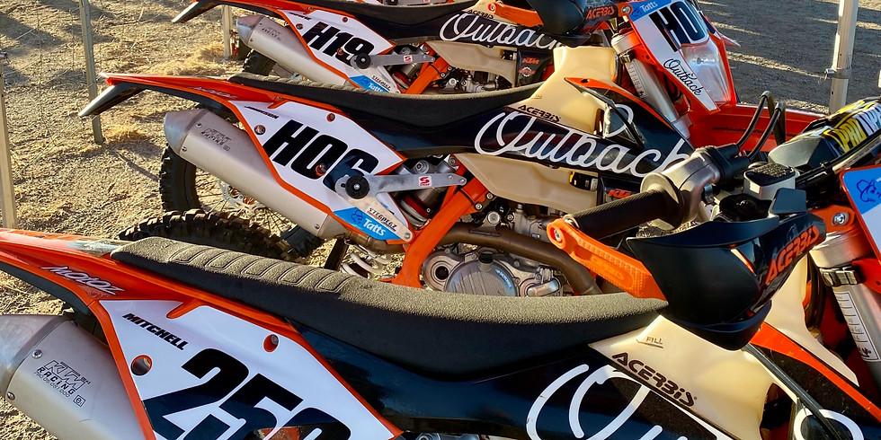 2022 Finke Desert Race - Race Hire & Support