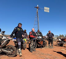 adventure bike tours australia
