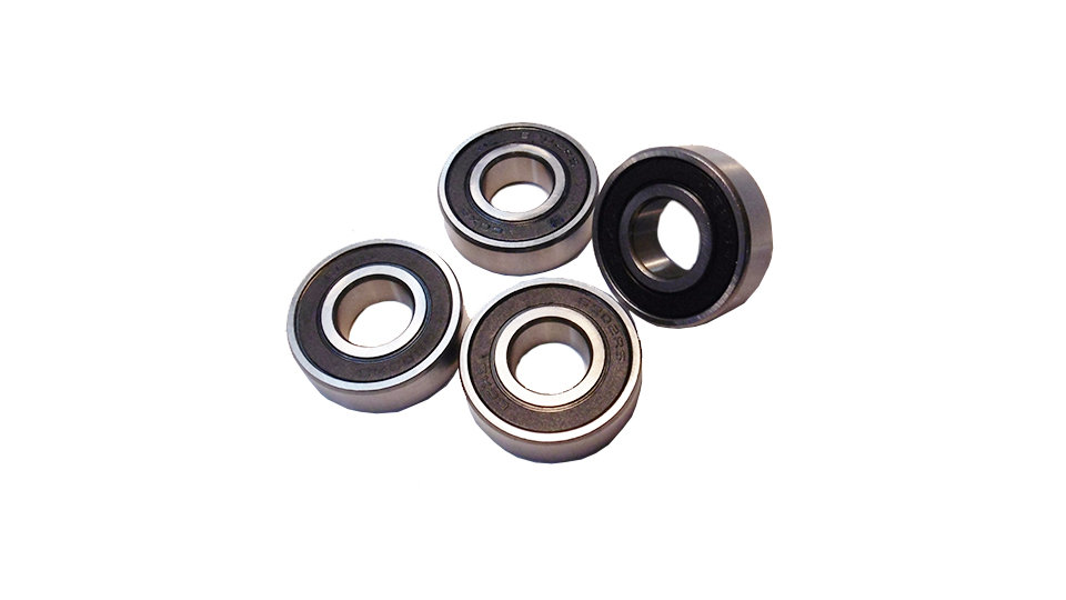 BUDGET WHEEL BEARING SET 15MM 6202-2RS
