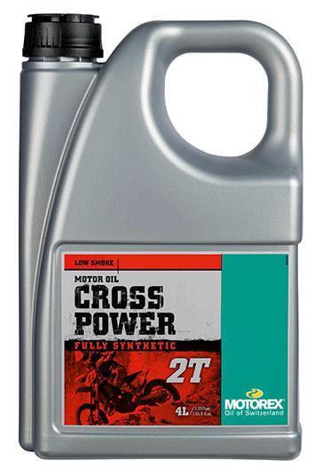 Motorex 4L Crosspower 2T