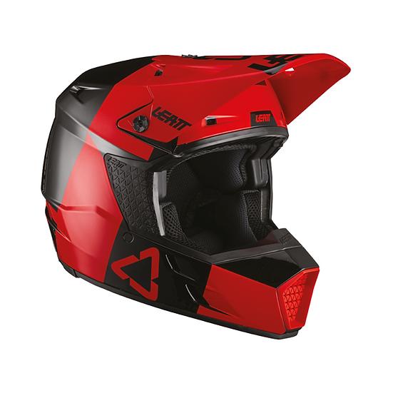 HELMET MOTO 3.5 V21.3 RED