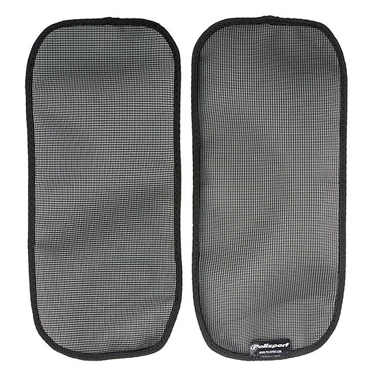 MESH COVERS FOR RAD LOUVRES