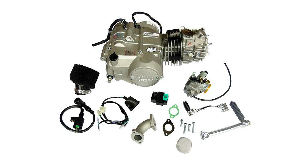 STOMP Engine Kit – Lifan 125cc (Semi Automatic)