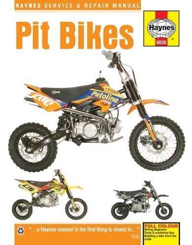 Haynes Pit Bike Manual