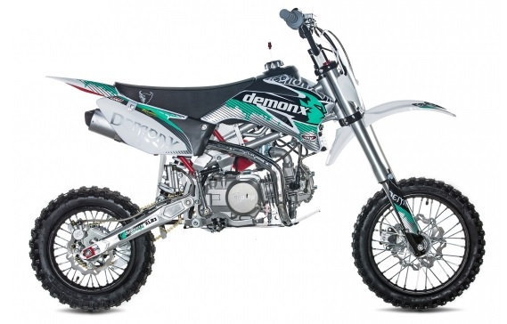 Demon X - XLR2 - 140 pit bike