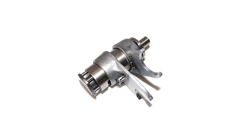 Gear Selector Drum and Forks