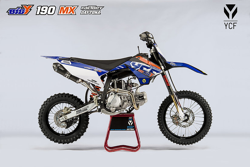YCF BIGY FACTORY DAYTONA 190MX
